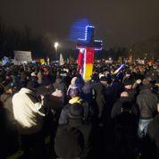 En Allemagne, le mouvement Pegida s'attend à bénéficier des attentats de Paris