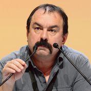Philippe Martinez, nouvel homme clé de la CGT