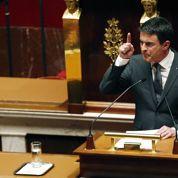 Les cinq phrases à retenir du discours d'hommage de Valls