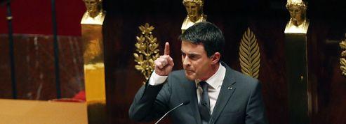 Terrorisme : les cinq phrases à retenir du discours d'hommage de Manuel Valls