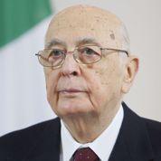 Giorgio Napolitano tire sa révérence
