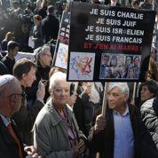 Les Français d'Israël expriment leur peine aux obsèques des victimes de l'Hyper Cacher