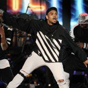 Une fusillade éclate pendant un concert de Chris Brown