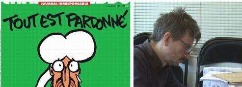 La une de Charlie Hebdo censurée par de nombreux médias anglo-saxons