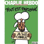 Blasphème et sexe en une : l'esprit Charlie est toujours là !