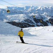 Ski: la fréquentation des pistes françaises en baisse