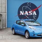 Nissan aidera la Nasa à rouler plus facilement sur Mars