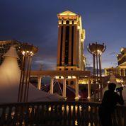 Caesars Palace, star des hôtels casinos de Las Vegas, en faillite