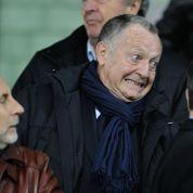 Jean-Michel Aulas se réjouit de la blessure d'un Stéphanois