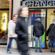 Krach boursier en Suisse après une décision monétaire historique