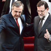 La leçon d'austérité de Rajoy à Athènes