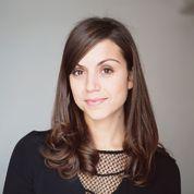 Véronique Cardi, l'édition dans sa poche