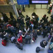 L'Eurostar accuse d'importants retards ce lundi