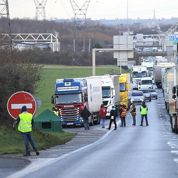 Blocage des routiers : le trafic revient déjà à la normale