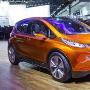 Une Chevrolet électrique pour General Motors