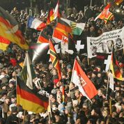 En Allemagne, une menace d'attentat contre le mouvement Pegida