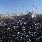 Grozny,épicentre inattendu de la contestation anti-Charlie