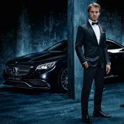 Hugo Boss partenaire de Mercedes AMG Petronas