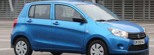 Suzuki Celerio, le maximum pour le minimum