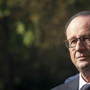 La hausse de popularité de Hollande, une «bulle spéculative» raille l'UMP