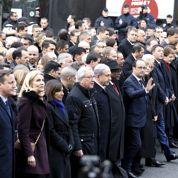 François Hollande serait-il enfin devenu président?