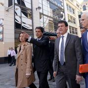 L'allusion de Valls à «l'apartheid social» irrite la droite
