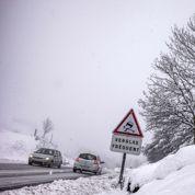 Neige : l'Isère et la Drôme maintenus en vigilance orange