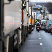 Échec des négociations entre routiers et patronat