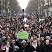 Qui furent les manifestants du 11 janvier en France?