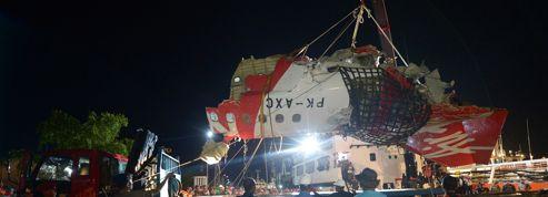L'avion d'Air Asia a dépassé la vitesse limite avant de décrocher