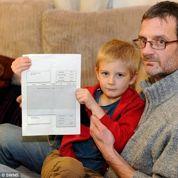Angleterre : il n'assiste pas à un goûter d'anniversaire, sa famille risque un procès
