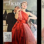 1950: Christian Dior à la Une de l'Album du Figaro