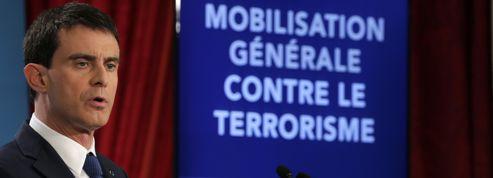 Terrorisme : ce qu'il faut retenir des annonces de Manuel Valls
