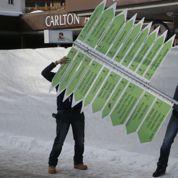 Comment ne pas se ruiner à Davos après l'envolée du franc suisse