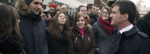 Manuel Valls veut imposer la mixité sociale