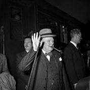 Churchill, un «aristocrate indomptable et fantasque»