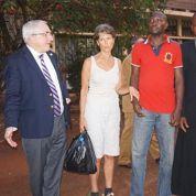 L'humanitaire française enlevée en Centrafrique a été libérée
