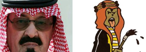 Tintin n'a rien à voir avec la mort d'Abdallah