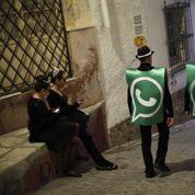 WhatsApp, star de la messagerie mobile, débarque sur le Web