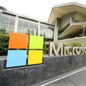 Microsoft : l'état des lieux en quatre graphiques