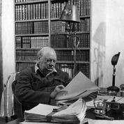 Sir Churchill, homme d'État et Prix Nobel de littérature