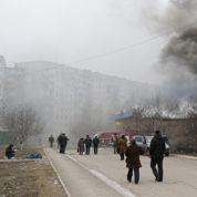 Au moins 30 morts dans une nouvelle offensive pro-russe en Ukraine