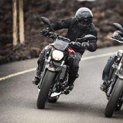 Le marché de la moto repart de l'avant