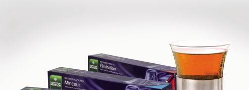 Le laboratoire Mediflor concurrence Nespresso avec des dosettes de thé compatibles