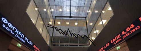 Les marchés craignent une restructuration de la dette qui ferait contagion