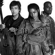 FourFiveSeconds : le nouveau single de Rihanna avec Kanye West et Paul McCartney
