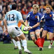 Rémy Martin: «J'aurais pu avoir un accident en jouant au rugby»