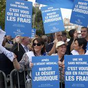 Notaires: la loi Macron n'irait pas assez loin selon une étude