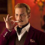 Charlie Mortdecai : encore un flop pour Johnny Depp