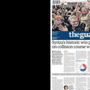 Grèce : les unes de la presse en Europe